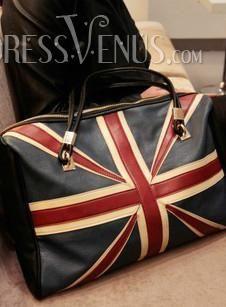 US$32.99 Lovely Color Block One Shoulder Bag . #Handbags #Block #One #Color