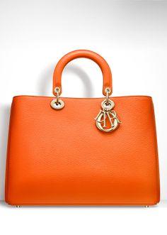 برتقالية ماركة ديور orange dior