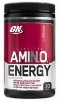 Amino Energy Optimum Nutrition to wyselekcjonowane aminokwasy wspierające rozwój masy mięśniowej sportowców oraz dodające energi. #energy #amino #optimum