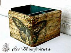 # decoupage #vintage by Eco Manufaktura
