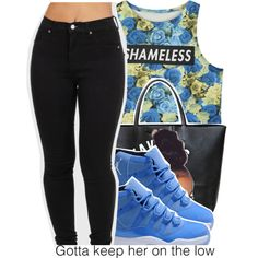~Chauncey by g-oddesses on Polyvore featuring Givenchy