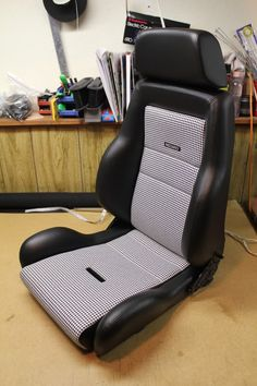 Recaro seats, accessories, and upholstery - Pelican Parts Technical BBS