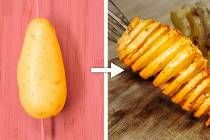 Learn how to make simple but delicious potato recipes with Hungry Panda. Improve your old methods of making fries and mashed potatoes, and learn tasty new wa. Chicken Recipes Video, Vegan Recipes Videos, Vegan Recipes Easy, Healthy Dinner Recipes, Healthy Snacks, Sin Gluten, Stevia, Paleo, Vegan Dessert Recipes