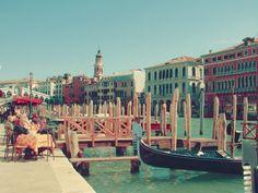 Venice Italy Cafe Photo Print 8x10. $20.00, via Etsy.