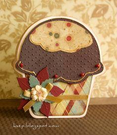 Cupcake card. So adorable!