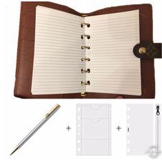 019a61b1c3b30 Louis Vuitton Agenda Pm Monogram Calendar Inserts and More Clutch - Tradesy