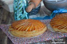 galette des rois de Philippe Conticini à la frangipane Deserts, Sweets, Bread, Cookies, Cake, Food, Strawberry Pie, Flat Cakes, Sweet Recipes