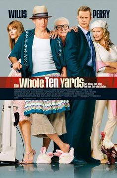 The Whole Ten Yards (2004) Poster