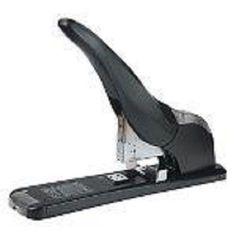 Office Depot(R) Brand Heavy-Duty Soft-Grip Stapler, Black