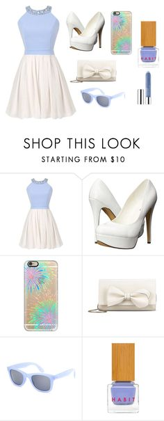 """""""#OOTD February 5, 2016"""" by chooseyourstyle321 on Polyvore featuring Michael Antonio, Casetify, RED Valentino, Full Tilt, Habit Cosmetics, Clinique, women's clothing, women, female and woman"""