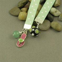 Handmade Ribbon Bookmark