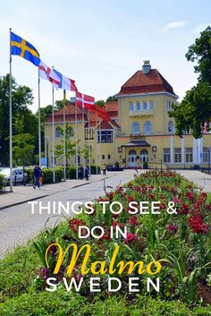 Guide and tips on things to see and do on a day trip to Malmo, Sweden with kids.