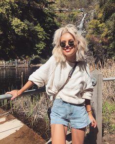 "12.1k Likes, 47 Comments - Laura Jade Stone (@laurajadestone) on Instagram: ""Chasing waterfalls """