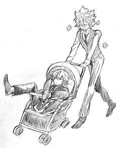Lol giotto and alaude Reborn Katekyo Hitman, Hitman Reborn, Mafia Families, Cartoon Movies, Manga Games, Me Me Me Anime, Akira, Drawings, Cute