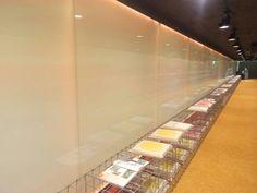 """PAISATGE DE FONS: 20 YEARS OF BIENNAL DE PAISATGE AT AMB """"Aquesta exposició documental es presenta en motiu de la celebració dels 20 anys de Biennal Internacional de Paisatge de Barcelona i mostra el recorregut que el simposi i l'AMB han fet plegats al llarg dels anys."""" More info at https://bit.ly/2uMEUdVJuly, August and September 2018Mercè Sala Venue of TMB Diagonal station lobby in Barcelona (access from the corner of Rambla Catalunya and Rosellón street) #ConstruintMetropolisBarcelona…"""