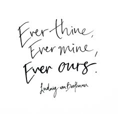 ever mine ever thine ever ours favorite quote from sex