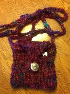 Ravelry: Recycled Silk Sari Ribbon project gallery