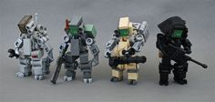 TFM Drone Variants by Ironsniper