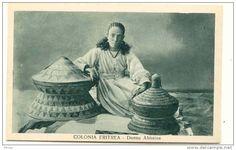 AFR-95   ERITREA : Donna Abissina