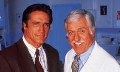 Diagnosis Murder - Mark and Steve Sloan--I used to watch this when I was growing up...guess I'll always like crime shows...lol