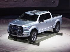 Ford Atlas Availability Specs and REview