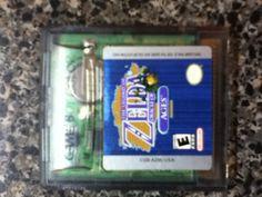 Handheld Video Games, Gameboy Games, Video Game Collection, Legend Of Zelda, Nintendo, Age, Ebay, Color, Colour