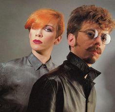 Dave & Annie ~ eurythmics