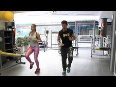 Os dois melhores exercícios para perder barriga e para emagrecer rapido - YouTube
