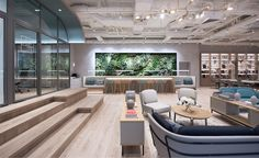 We've had our eye on young design studio Bean Buro since setting upin Hong Kong last year, so we weren't surprised to find that its latest project – the first of a series of forward-thinking co-working spaces – offers a creative take on the new wave o...
