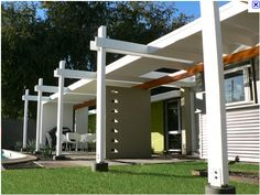 Mid Century Porch for front yard....
