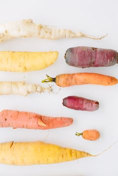 Just Sweet and Spicy Carrots - The Fresh Exchange Fruit And Veg, Fruits And Veggies, Root Vegetables, Fresh Fruit, Think Food, Love Food, Food Design, Spicy Carrots, Sweet And Spicy