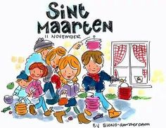 Siant-Maarten is a ritual every year on 11 November. The children go every door and sing special songs made for Saint-Maarten. They also make their own lampion. By singing a song the people give them candy. Afterwards there will be a big bonfire to honor Saint-Maarten.