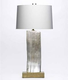 Mineral Lamps by Brenda Houston