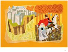 Mary Blair art - Google Search