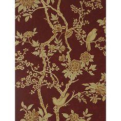 Buy Ralph Lauren Marlowe Floral Wallpaper Online at johnlewis.com