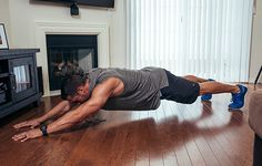 The Best Core Exercises for Abs - Superman Plank
