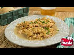 Pechuga de #pavo con salsa de almendras. La #receta, en nuestro blog.
