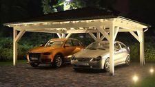 NEU Premium Carport 6.00 x 5.00 mit 33% Onlinerabatt Carports ab Werk