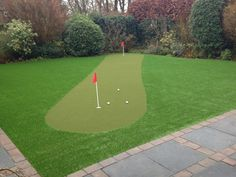 Putting Greens Gallery - Trulawn Golf Courses, Gallery, Green