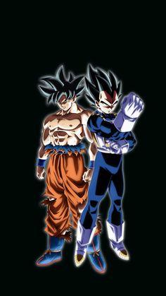Goku y vegeta Migatte No Gokui