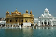 Trip Corner is offering the best Golden Temple with Dharamshala Tour Packages in India within your budget. Here you can also book Golden Temple with Dharamshala Holiday Tour Packages Online in India. Temple India, Hindu Temple, Wallpapers Wallpapers, Golden Temple Amritsar, Archaeological Survey Of India, Seven Wonders, Tourist Places, Beautiful Architecture, Indian Architecture