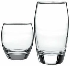 SkyView Drinkware Set 8 Piece Glass Tumblers by Skyview Co.. $24.99. 4 - 12oz and 4 - 16oz tumblers. Clear glass. Dish washer safe. Glass drinkware set contains 4 - 12oz tumblers and 4 - 16oz tumblers. Dishwasher safe. Made in the USA.