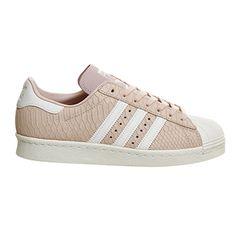Adidas Superstar 80s Blush Pink Off White - Unisex Sports