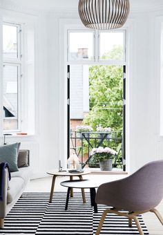 Bright and modern apartment in Frederiksberg - NordicDesign