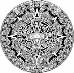 vector-maya-vector-azteca-calendario-vectores-corte-vinil-3724-MLM4606911927_072013-F.jpg (1200×1199)