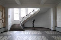 Weimarbauhaus6 - Weimar Saxon Grand Ducal Art School - Wikipedia