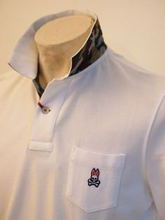 Mens Polo T Shirts, Polo Shirt, Water Island, Chef Jackets, Personal Style, Bunny, Clothes, Fashion, Sewing Patterns Free