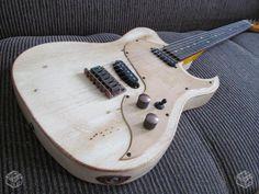 Guitarra Telecaster AXL Badwater Nova Sem Uso