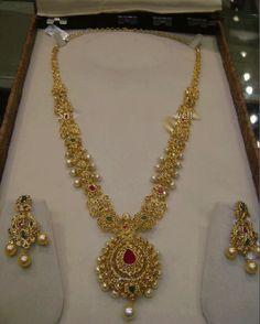 Jewellery Designs : Pearl Designs