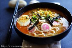 Miso Ramen Recipe: The soul of ramen is its soup stock or dashi—where bonito flakes and kombu (seaweed) are boiled in water and then strained.